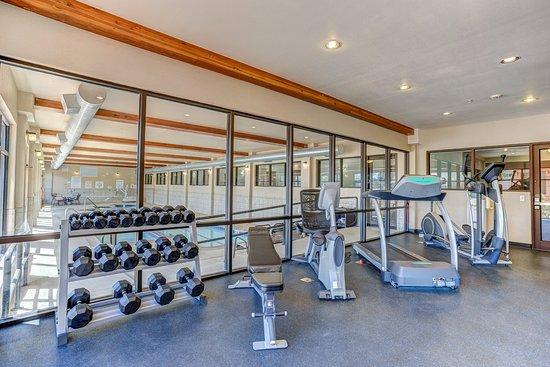 Holiday Inn Express Montrose: Fitness Center
