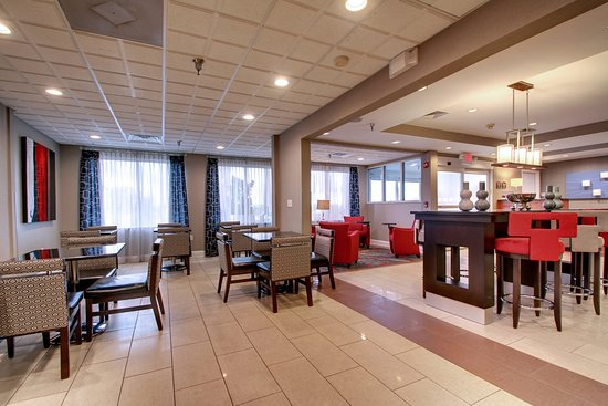 Holiday Inn Express Hurricane Mills (Waverly): Breakfast Dining Area