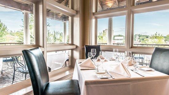 Saluda's Restaurant: View