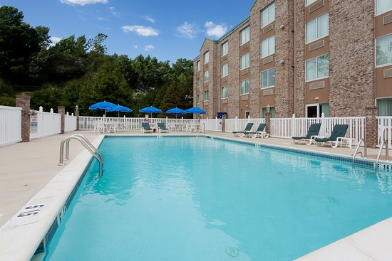 Holiday Inn Express Rehoboth Beach: Swimming Pool