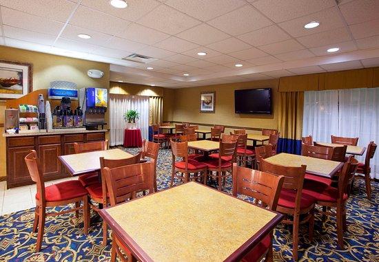 Sunbury, Οχάιο: Breakfast Area