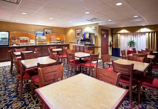 Sunbury, Οχάιο: Breakfast Bar