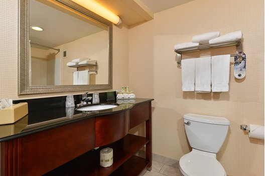 Holiday Inn Express Seaford-Route 13: Guest Bathroom