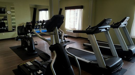 Port Wentworth, GA: State of the Art Fitness Equipment