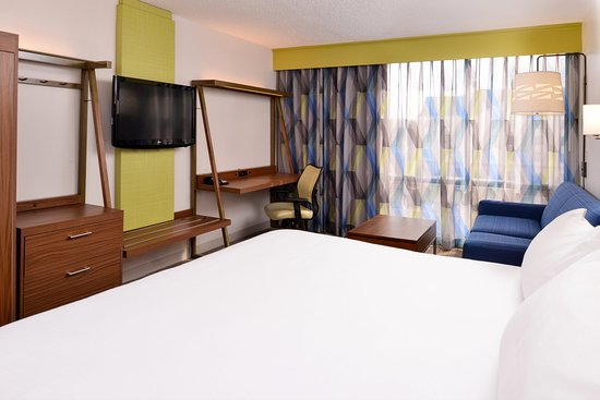 Holiday Inn Express Springfield: Guest Room