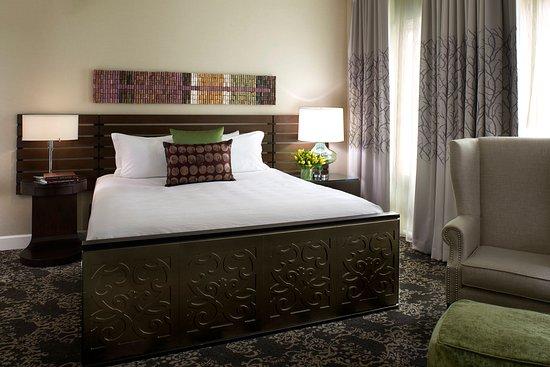 Kimpton Hotel Vintage Seattle: King Premier Room