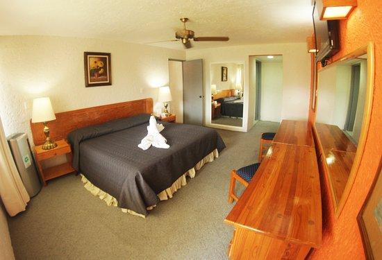Hotel Aristos Mirador Cuernavaca: Habitación