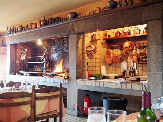 Le Clos Rubier : The grill