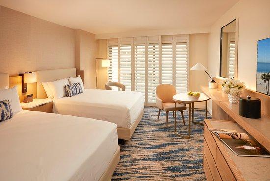 Loews Santa Monica Beach Hotel: Standard Queen
