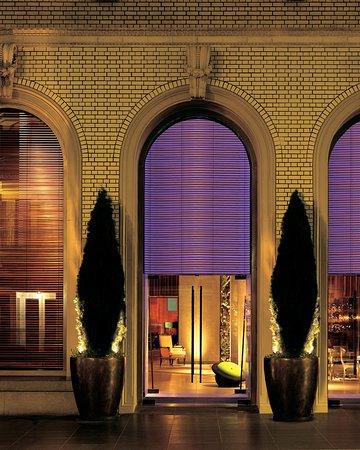 Clift Hotel San Francisco: Facade