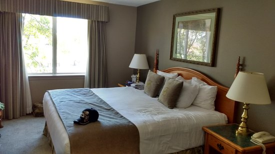 Stone Gate Inn: Executive room was very comfortable.