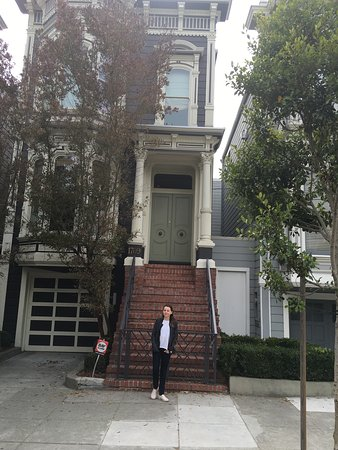 """Danville, CA: The """"Full House """" house in San Francisco"""