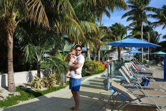 Naples Beach Hotel and Golf Club: Acesso à praia
