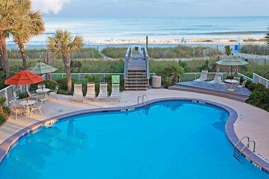 Holiday Inn Club Vacations Myrtle Beach - South Beach: Swimming Pool