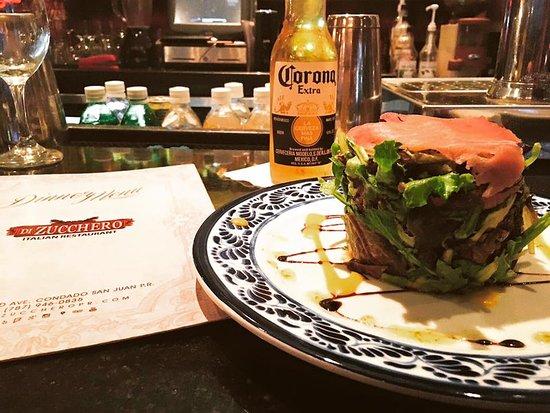 Di Zucchero Restaurant & Lounge: Tartar