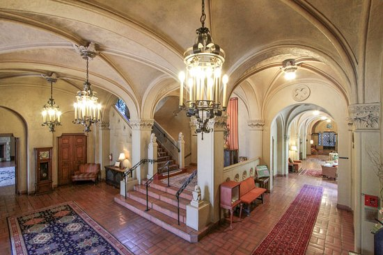 Berkeley City Club: Adjusted First Floor For KQED