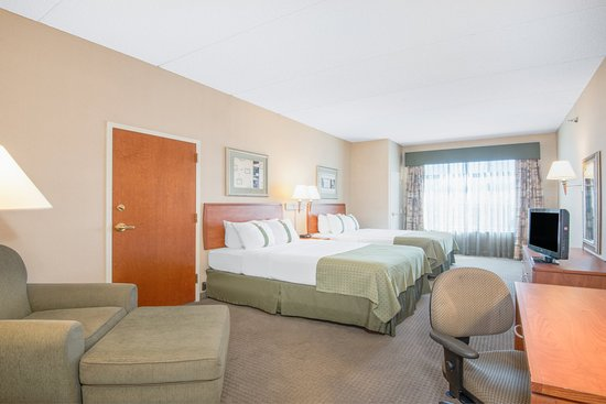 Holiday Inn Hotel & Suites Goodyear-West Phoenix Area: ADA/Handicapped accessible Two Queen Bed Guest Room