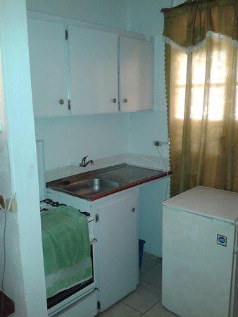 Golden Thistle Hotel: se puede cocinar y tambien tiene refrigerador .
