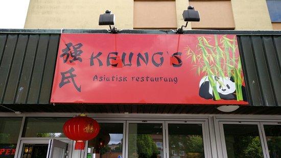 Keung's Kina och Thai Restaurang & Take Away