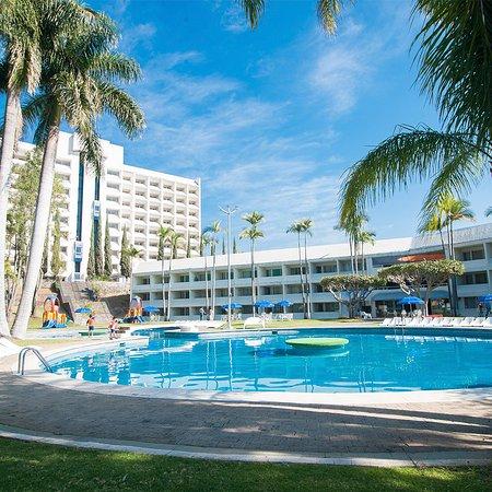 Hotel Aristos Mirador Cuernavaca: Alberca