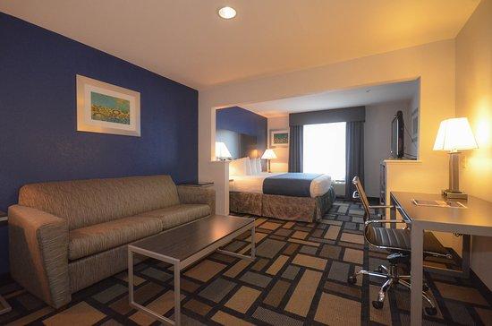 BEST WESTERN Galleria Inn & Suites: Suite