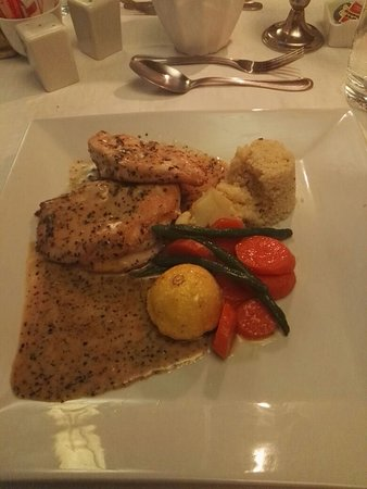 Modimolle (Nylstroom), Sudafrica: Chicken breast