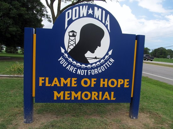 Flame of Hope Memorial