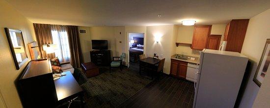 Milpitas, Kalifornia: Guest Room