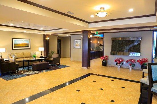 Milpitas, Kalifornia: Hotel Lobby