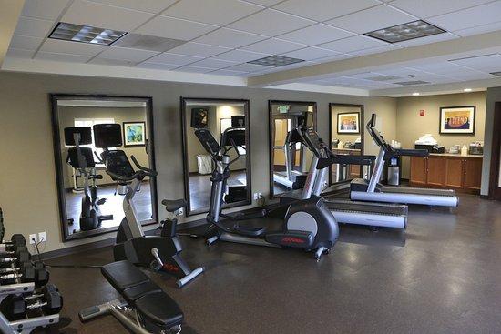 Milpitas, Kalifornia: Fitness Center