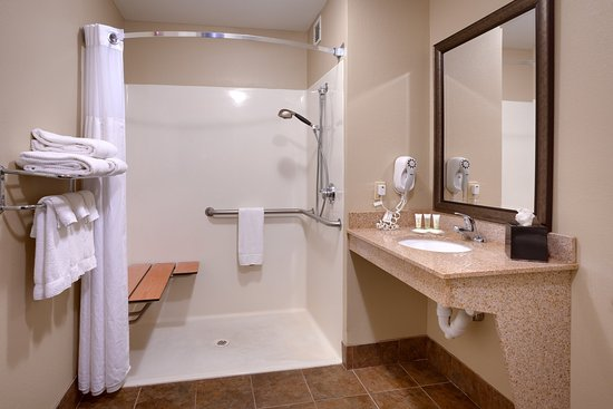 Peoria, IL: Accessible Roll In Shower