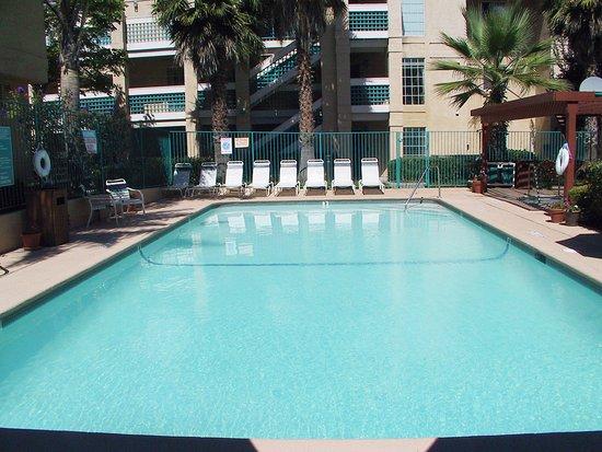 San Bruno, CA: Pool View