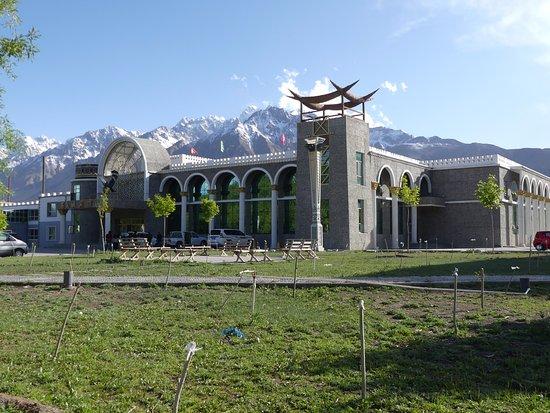 Xinjiang Uygur, Kina: Tashkurgan town
