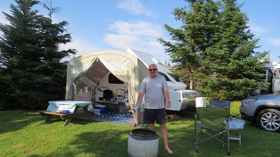 Baddeck Cabot Trail Campground 배드덱 호텔 리뷰