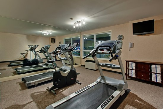 Holiday Inn Express Hotel & Suites Collingwood - Blue Mountain: Fitness Center