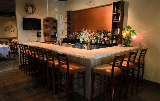 Il Pizzico: Bar area