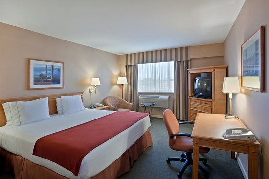‪Holiday Inn Express Vancouver Airport‬