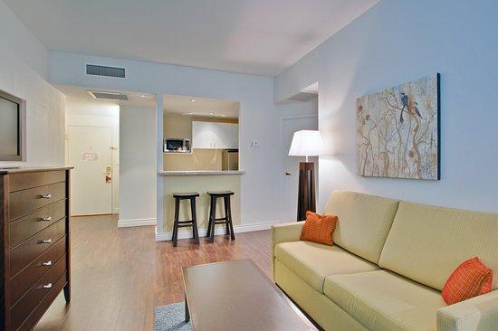Hotel Indigo Ottawa Downtown: Guest Room