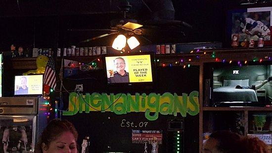 Shenanigans Sports Bar