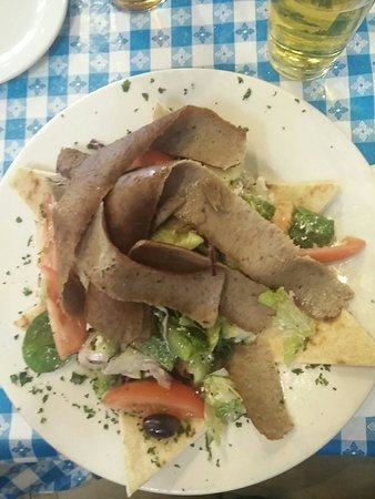 George S Greek Cafe Long Beach Menu