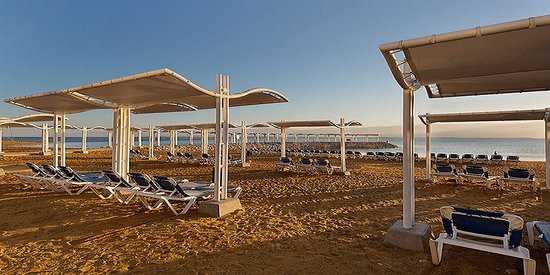 Crowne Plaza Dead Sea: View from Property