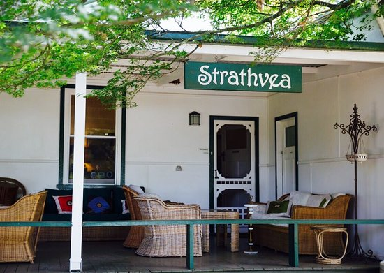 Strathvea Guest House B&B