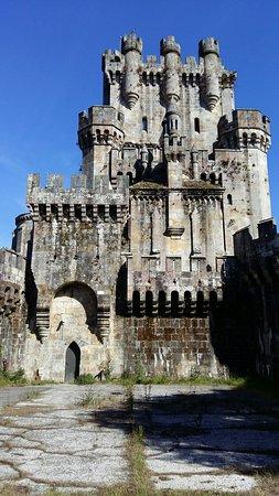 País Vasco, España: Castillo de Butrón