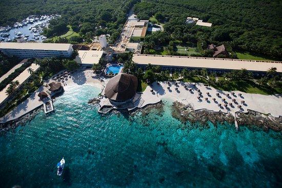 Presidente Inter-Continental Cozumel Resort & Spa: Hotel Exterior