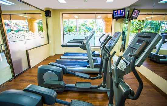 Velas Vallarta Suite Resort: Gym