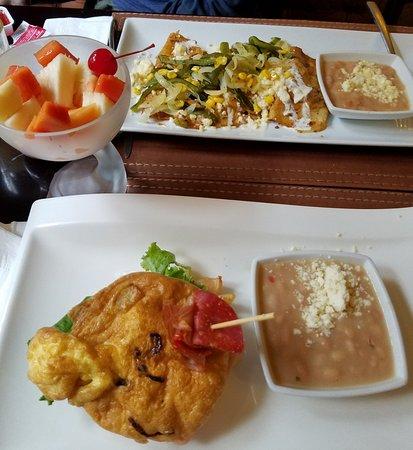 Hotel Boutique 1850: breakfast