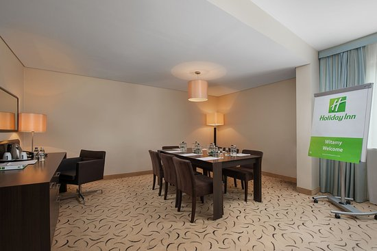 Holiday Inn Warsaw - Jozefow : Guest Room