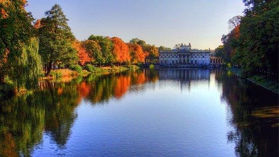 InterContinental Hotel Warsaw: Area Attractions