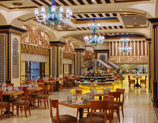 InterContinental Dar Al Tawhid: Al Rehab Restaurant