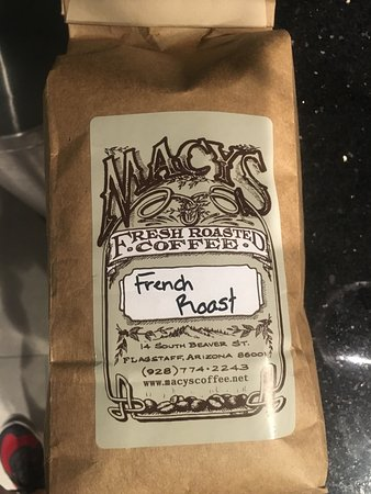 Macy's Fresh Roasted Coffee : French Roast